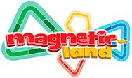 Magnetic land