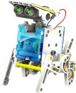 Конструктор Робот на солнечных батареях 14 в 1/ ROBOT 14 in 1 SOLAR ENERGY CIC 21-615