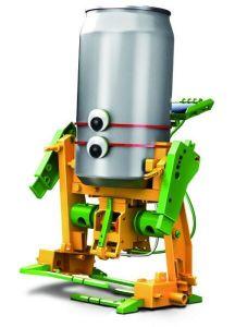Конструктор CIC Робот на солнечных батареях 6 в 1, ROBOT SOLAR ENERGY CIC 21-616