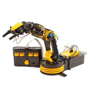 Конструктор CIC Робот-манипулятор на батарейках ROBOT MANIPULATOR CIC 21-535N
