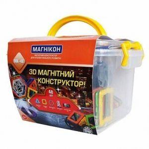 Магнитный конструктор МАГНИКОН МК-48