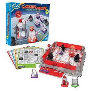 Игра-головоломка Лазерный лабиринт Джуниор ThinkFun Laser-Maze-Jr