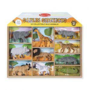 Набор диких животных, Melissa & Doug MD593,10 шт.