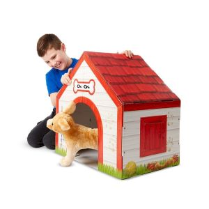 Картонный домик для собаки Melissa & Doug MD5514
