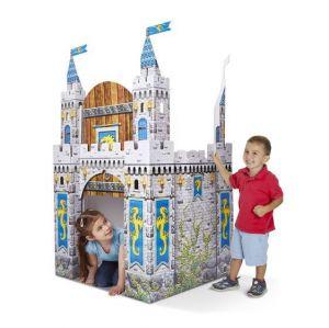 Картонный средневековый замок Melissa & Doug MD5519