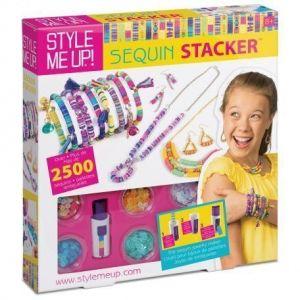 Набор для изготовления украшений Sequin Stacker