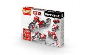 Конструктор Мотоциклы ENGINO INVENTOR 12 в 1