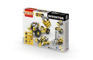 Конструктор Строительная техника ENGINO INVENTOR 12 в 1