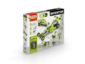 Конструктор с электродвигателем ENGINO INVENTOR MOTORIZED 30 в 1