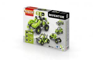 Конструктор Автомобили ENGINO INVENTOR 12 в 1