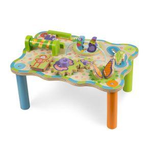 Многопрофильный развивающий столик Джунгли Melissa & Doug MD40122