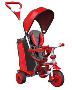 Детский велосипед Spin красный Y STROLLY