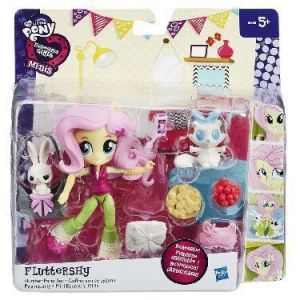 Мини-кукла Equestria Girls mini My Little Pony с аксессуарами, в ассортименте