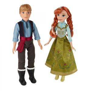 Набор кукол Холодное Сердце Анна и Кристоф