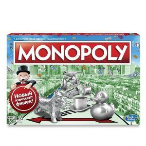 Монополия на русском языке, новая версия, Hasbro