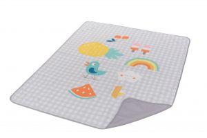 Развивающий коврик для прогулок Taf Toys - ИДЕМ ГУЛЯТЬ (водонепроницаемый)
