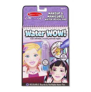 Волшебная водная раскраска Макияж и маникюр Melissa & Doug MD19416