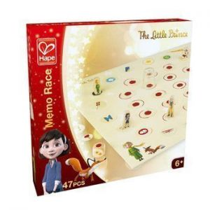 Деткая настольная игра-мемори Тренировка памяти - The Little Prince