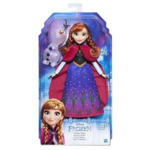 Модные куклы Анна или Эльза с другом из серии Северное сияние