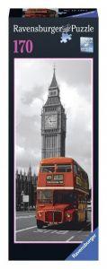 Пазл Ravensburger Лондонский автобус, 170 элементов