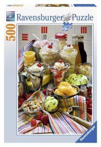 Пазл Ravensburger - Просто десерты, 500 элементов