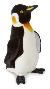 Гигантский плюшевый пингвин, 60 см. Melissa & Doug MD12122