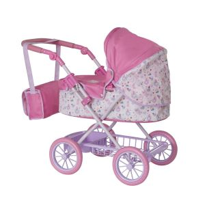 Коляска для куклы BABY BORN ПРОМЕНАД (складная, с сумкой)