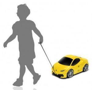 Детский Чемодан Lamborghini Huracan Ridaz