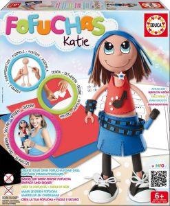 Набор для творчества Кукла Фофуча Катя