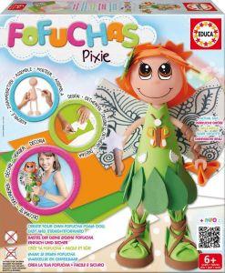 Кукла Фофуча Пикси набор для творчества