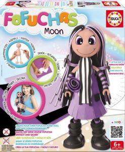 Набор для творчества Кукла Фофуча Мун