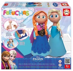 Набор для творчества Кукла Фофуча Ледяное сердце