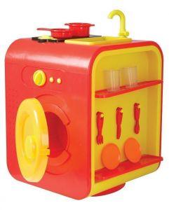 Детская многофункциональная кухня 360 градусов Smart HTI