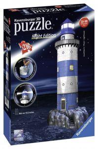 3D Пазл-ночник Ravensburger Ночной маяк