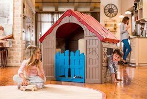 Игровой домик KETER Foldable Playhouse
