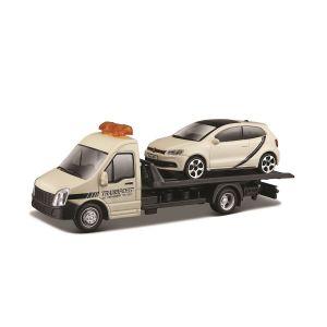 Игровой набор АВТОПЕРЕВОЗЧИК c автомоделью VW POLO GTI MARK 5