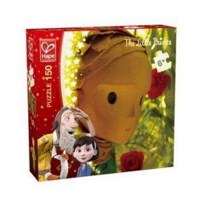 """Пазл Маленький принц с деревянной рамкой """"Розы"""""""
