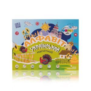 Украинский магнитный алфавит Home ABC