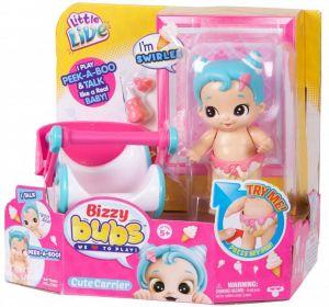 Интерактивная кукла SWIRLEE - Little Live Bizzy Bubs