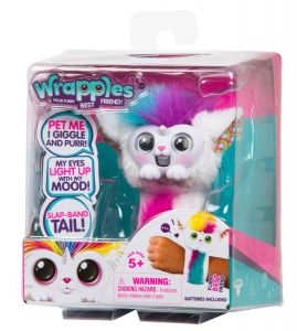 Интерактивный браслет-игрушка Moose Wrapples S1 Уна