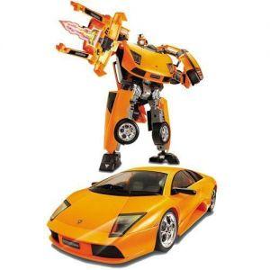 Робот-трансформер - LAMBORGHINI MURCIELAGO (1:18)