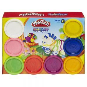 Play-Doh Набор с 8 баночек, Hasbro
