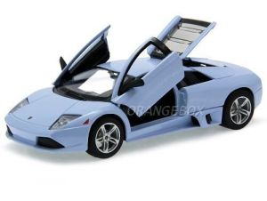 Автомодель Lamborghini Murcielago LP640 голубой  (1:24)