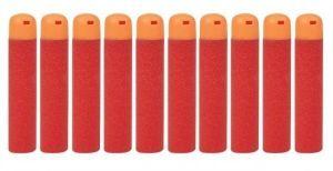 Комплект 10 стрел для бластеров NERF MEGA Hasbro