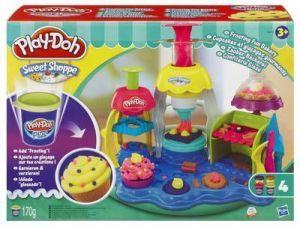 Play-Doh Игровой набор Фабрика пирожных Hasbro