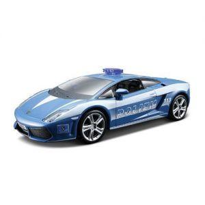 Автомодель Bburago - LAMBORGHINI GALLARDO LP560 POLIZIA, (голубой, 1:32)
