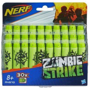 Nerf Зомби-страйк 30 декорированных стрел Hasbro