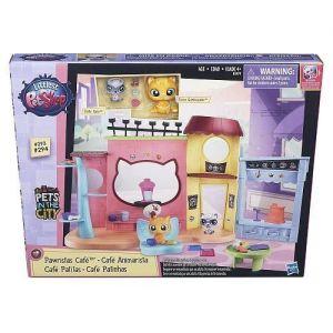 Littlest Pet Shop Игровой набор - Кафе, Hasbro