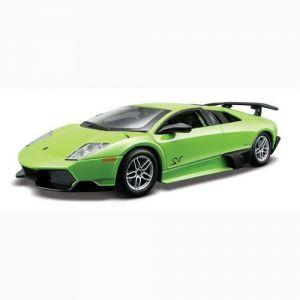 Авто-конструктор LAMBORGHINI MURCIELAGO LP670-4 SV (зеленый, 1:24) Bburago