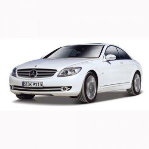 Автомодель Bburago - MERCEDES-BENZ CL-550 (ассорти белый, черный, 1:32)